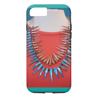 Two Strand Boho Necklace Apple iPhone Case