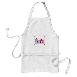 Two Sweet cupcakes Standard Apron