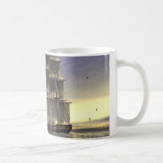 Two Tallships Coffee Mug