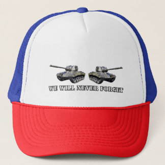 Two Tanks Never Forget - Trucker Hat