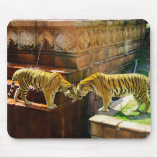Two Tigers Mouse Pad