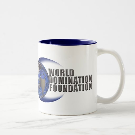 Two Tone 15oz WDF Mug