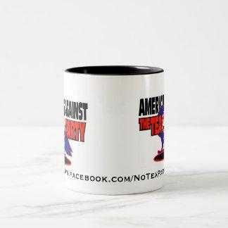 Two Tone AATTP Eagle Mug