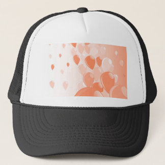 Two Tone Baloons Trucker Hat