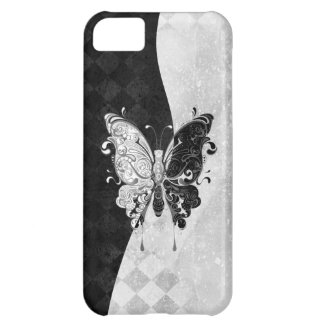 Two Tone Butterfly iPhone 5C Case