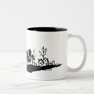 Two Tone Country Mug