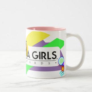 Two-Tone Mug : California Girls Skateboards