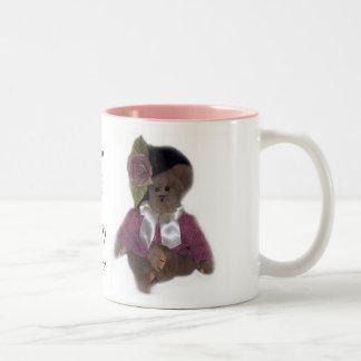 Two-Tone Mug - Saying - Your Beary Nice!