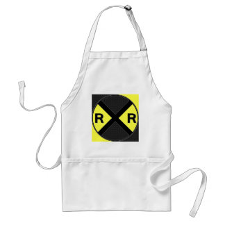 Two Tone Sign Aprons