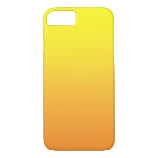Two Tone Sunshine Yellow iPhone 7 Case