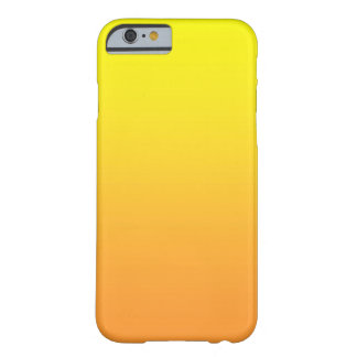 Two Tone Sunshine Yellow iPhone 6 Case