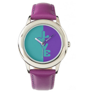 Two-Toned Love watches