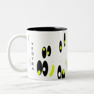 Two Toned Personalize Coffee Mug
