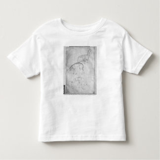 Two tortoises, goat and sheep toddler T-Shirt