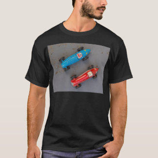 Two toy vintage cars T-Shirt