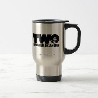 TWO Traveller Stainless Steel Travel Mug