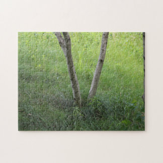 Two Trees Jigsaw Puzzle
