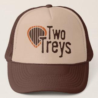 Two Treys Trucker Hat
