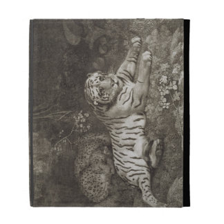 Two Tygers, engraved by the artist, pub. 1788 (etc iPad Folio Covers