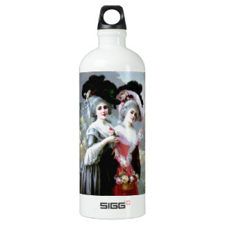 Two Victorian Ladies with Roses painting SIGG Traveller 1.0L Water Bottle