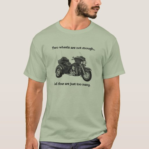 Image of Two Wheels T-shirt
