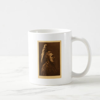 Two Whistles  Apsaroke (The North American Indian Coffee Mugs