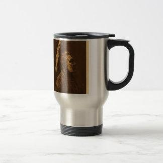 Two Whistles  Apsaroke (The North American Indian Coffee Mug