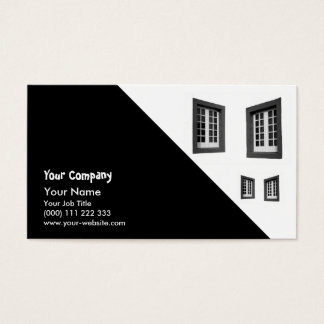 Two Windows Business Card