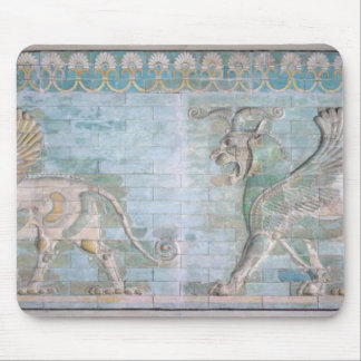 Two Winged Griffins, from the Palace of Mouse Mat