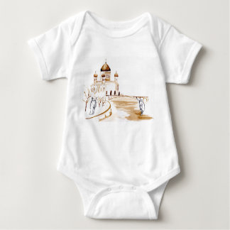 Two wiseman baby bodysuit