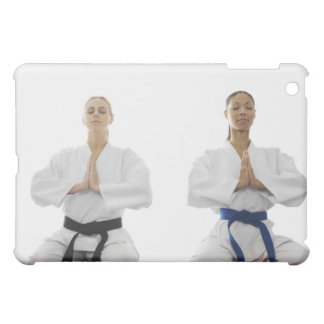 Two women meditating cover for the iPad mini