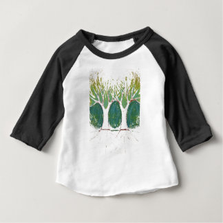 Two Words Baby T-Shirt