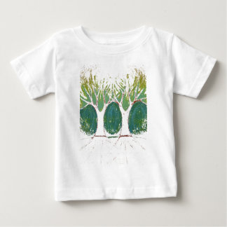 Two Worlds Baby T-Shirt