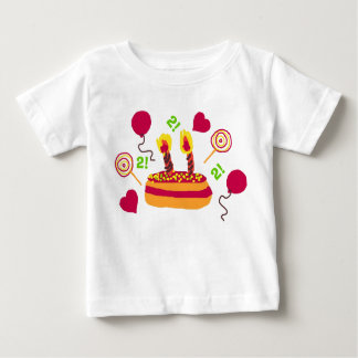 Two Year Old 2nd Birthday Party T-shirt