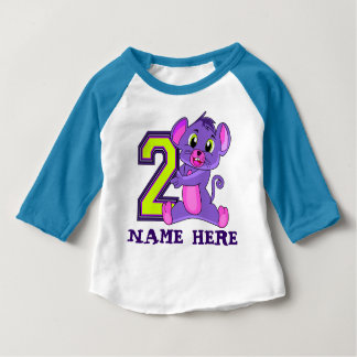 Two Years Old, 2nd birthday T Shirt