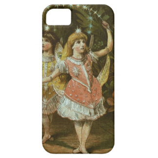 Two young girls perform ballet iPhone 5 cases