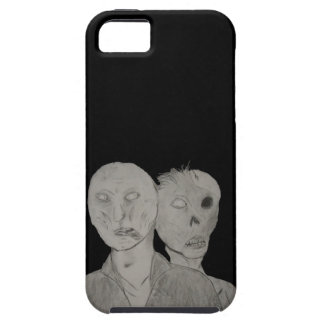 Two Zombies iPhone 5 Cases