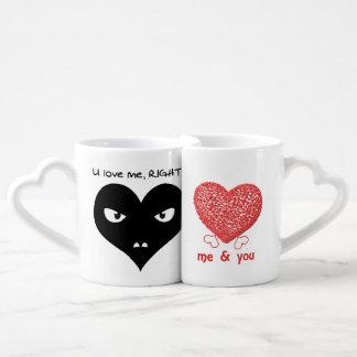TwoLove Coffee Mug Set