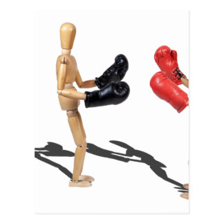 TwoPeopleSparringBoxingGloves103013.png Post Cards