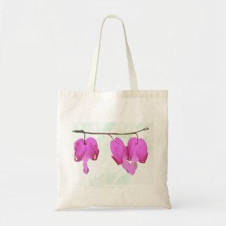 Two's company tote bag