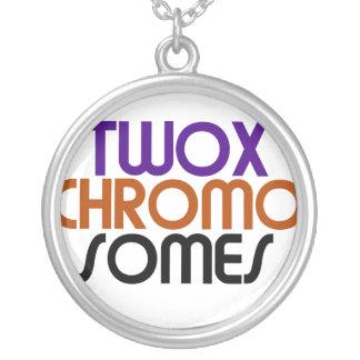 TwoXChromosomes Pendants