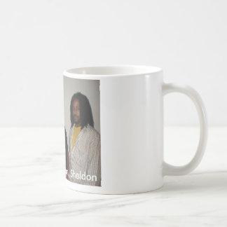 Twuan, Shannon, Sheldon Basic White Mug