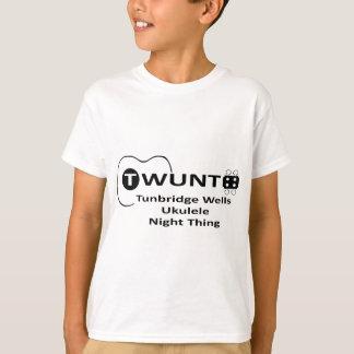 TWUNT with words T-Shirt
