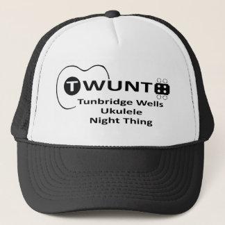 TWUNT with words Trucker Hat