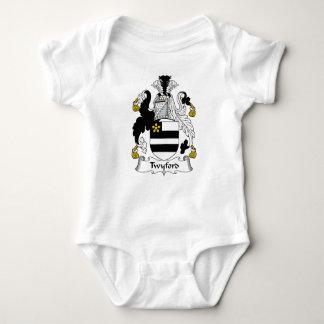 Twyford Family Crest Baby Bodysuit