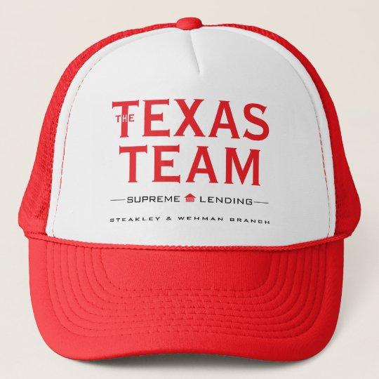 TX Team - Trucker Hat