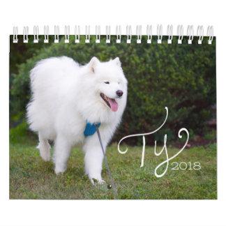 Ty 2018 calendars