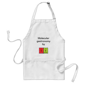 Ty periodic table name apron