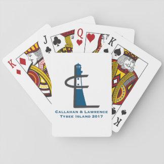 Tybee Island Family Reunion 2017 Poker Deck