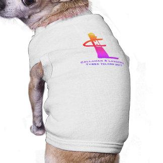 Tybee Island Family Reunion 2017 Sleeveless Dog Shirt